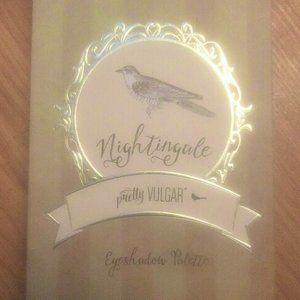 Nightingale Pretty Vulgar Eyeshadow Palette